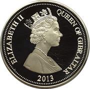 20 Pounds - Elizabeth II (3rd portrait) – obverse