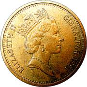 2 Pence - Elizabeth II (3rd portrait) -  obverse