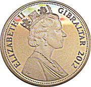 5 Pounds - Elizabeth II (Diamond Jubilee) – obverse