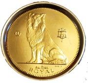 1/10 Royal - Elizabeth II (Collie Dog) – reverse
