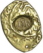1 Zequin (John David Reed countermark) – obverse