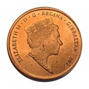 2 Pence - Elizabeth II (1967 Referendum Anniversary) -  obverse