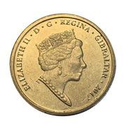 10 Pence - Elizabeth II (1967 Referendum Anniversary) -  obverse