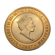 2 Pounds - Elizabeth II (1967 Referendum Anniversary) -  obverse