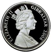 5 Pounds - Elizabeth II (The Menin Gate Memorial) – obverse
