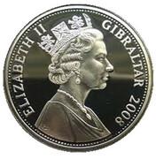 5 Pounds - Elizabeth II (Battle of Hastings) – obverse
