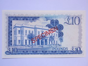 10 Pounds 1975 – reverse