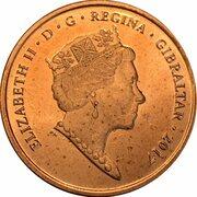 2 Pence - Elizabeth II (1967 Referendum Anniversary) – obverse