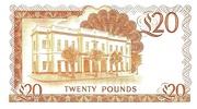 20 Pounds 1975 – reverse