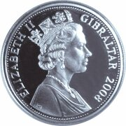 5 Pounds - Elizabeth II (The Peasants' Revolt) – obverse