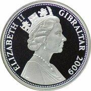 5 Pounds - Elizabeth II (Elizabeth I) – obverse