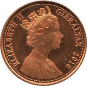 1 Penny - Elizabeth II (Barbary Partridge) – obverse