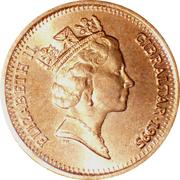 2 Pence - Elizabeth II (3rd portrait) – obverse