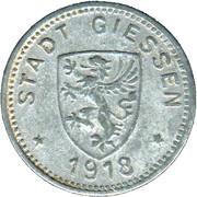 10 Pfennig - Giessen – obverse