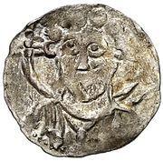 Dinero (Christ) – reverse