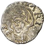 Dinero (Saint Mary) – reverse