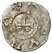 Dinero (Saint Mary) – obverse