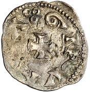 Dinero (scales) – obverse