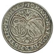 Groshen - Johann of Pernstein – obverse