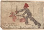 2 Mark (Deutscher Schutzbund Glauchau-Stollberg) – reverse