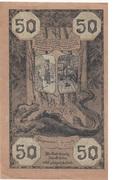 50 Heller (Goisern) – reverse