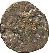 Pul - temp. Tokhtamysh Khan (Qrim al-Jadidah mint) – reverse