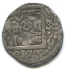 "Dirham ""Dang"" - Toqtu (al-Maqrus mint) – reverse"