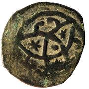 Pul - temp. Toqtu / Muhammad Öz Beg Khan (Qrim mint) – reverse