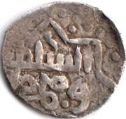 """Dirham """"Yarmag"""" - Tokhtamysh khan - 1378-1395 AD (Qrim mint) – obverse"""