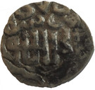 "Dirham ""Dang"" - Jani Beg Khan - 1342-1357 AD (Saray al-Jadida mint - Korasmian style) – reverse"