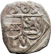 1 Obol, 1 Pfennig - Massimiliano I – obverse