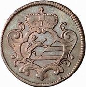 ½ Soldo - Leopoldo II – obverse