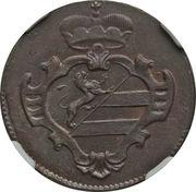 2 Soldi - Franz II – obverse