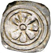 1 Denar - Albert II (Obervellach) – obverse