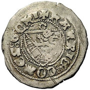 Denar - Heinrich III (Lienz) -  obverse