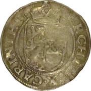 ½ Batzen - Maximilian I / Charles V (St Veit for Görz) – obverse