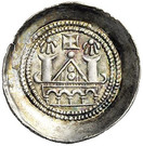 1 Denar - Engelbert III - Meinhard II (Lienz) – reverse