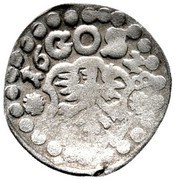 1 Pfennig (Schüsselpfennig) – obverse