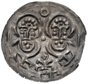 1 Brakteat - Anonymous – obverse