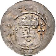 1 Pfennig - Heinrich V. – obverse