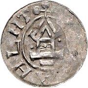 1 Denar - Otto III – reverse