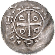 1 Pfennig - Anonymous – reverse