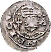 1 Pfennig - Heinrich IV – obverse
