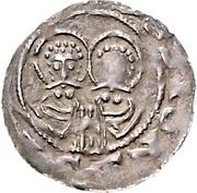 1 Pfennig - Heinrich IV – reverse