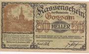 50 Heller (Gossam) -  obverse