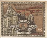 90 Pfennig – obverse