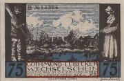 75 Pfennig (Fischermeister) -  obverse