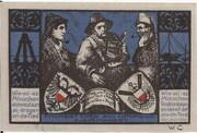 75 Pfennig (Fischermeister) -  reverse