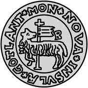 1 Sølvmønt - Frederik II (Visby) – reverse