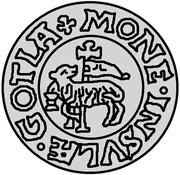 1 Hvid - Christian III (Copenhagen) – reverse